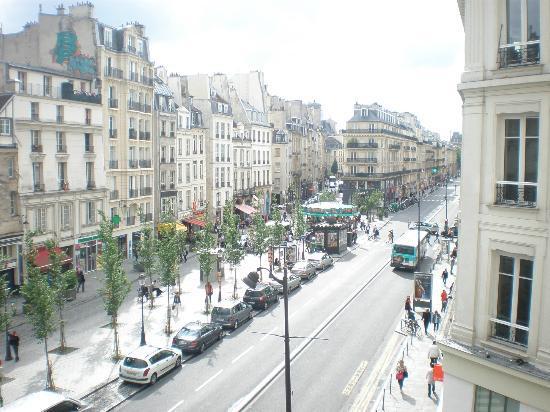 Hotel Emile Parijs : Rue rivoli west picture of hotel emile paris tripadvisor
