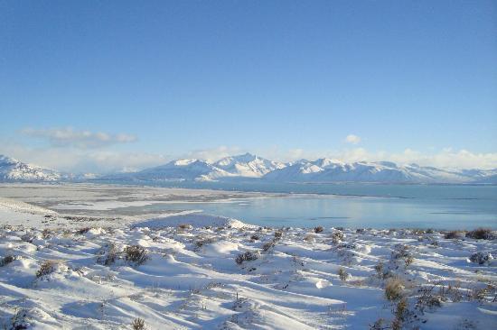 Cerro Frias: paisaje