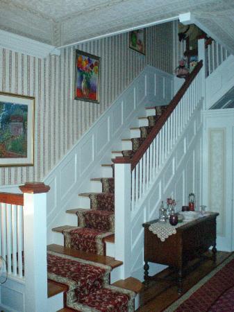 Main Street Manor Bed & Breakfast Inn: Inside the Hotel 