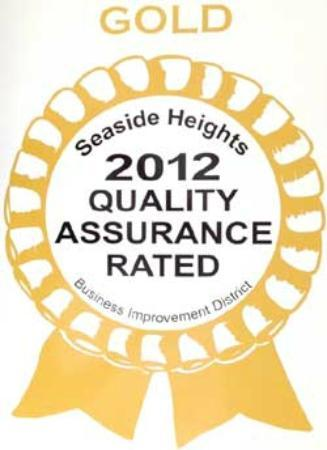 Bay Breeze Motel: GOLD Quality Assurance 2012