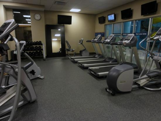 Hampton Inn by Hilton Sydney: Gym