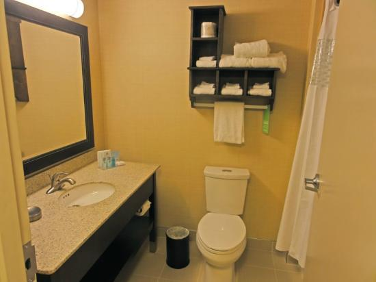 Hampton Inn by Hilton Sydney: Bathroom