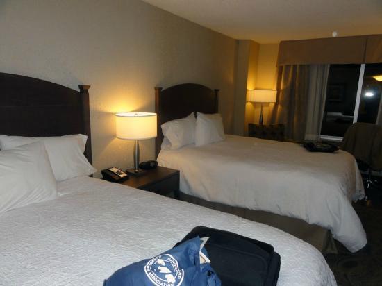 Hampton Inn by Hilton Sydney: Beds