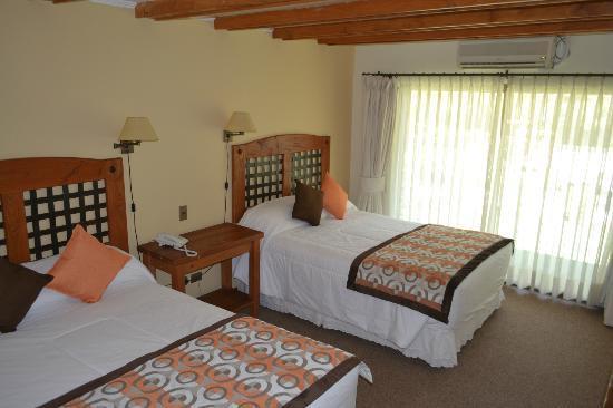 Hotel Qamaqi: Habitaciones Dobles