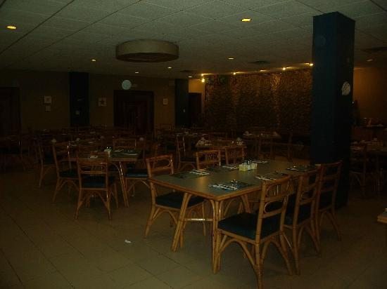 Parador Boquemar: Restaurant La Cascada