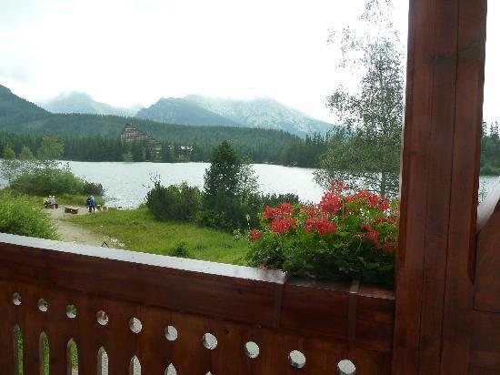 View from Hotel Solisko