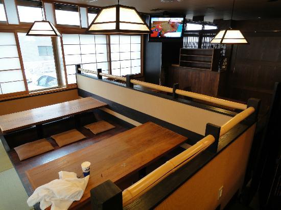 Dormy Inn Toyama: 風呂上りにゆっくりできるスペースです。