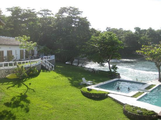 The Resort at Wilks Bay : View from the room