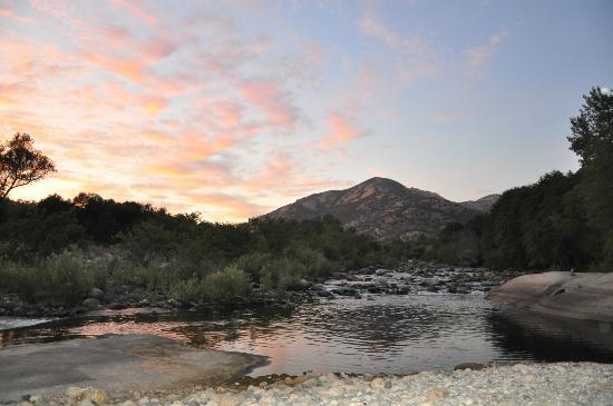 Rio Sierra Riverhouse: Magical spot