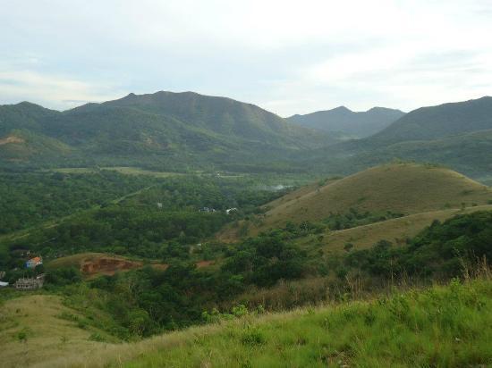 Coron Village Lodge: View from Mt. Tapyas