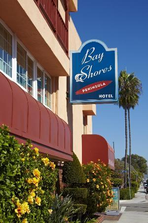 Bay Shores Peninsula Hotel Newport Beach Ca