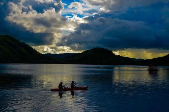 San Jose, Philippines: Kayaking