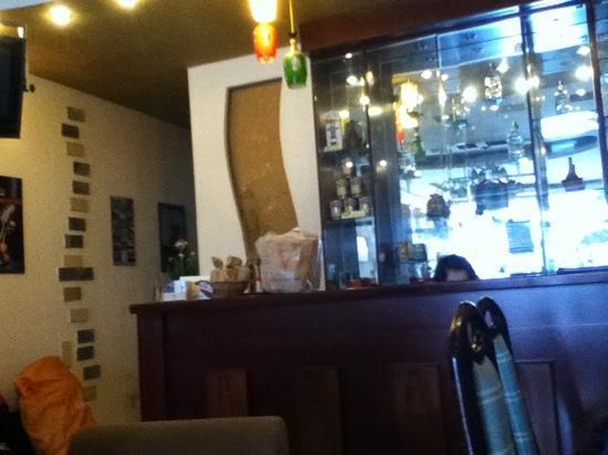 Dalat Green City Hotel: de receptie