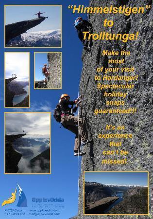 Himmelstigen to Trolltunga Day Tour