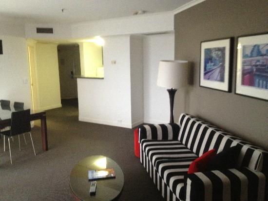 مانترا أون ذا بارك: Lounge Area 