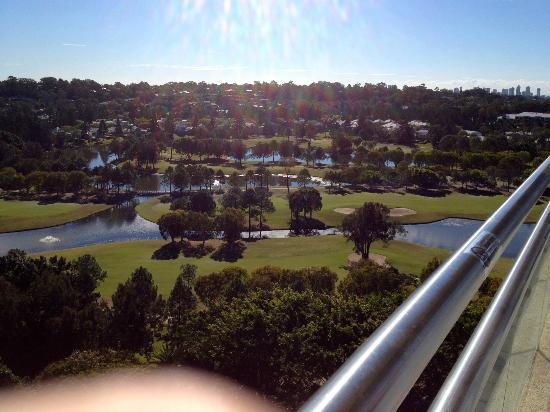 RACV Royal Pines Resort Gold Coast: View from the Spa Suites