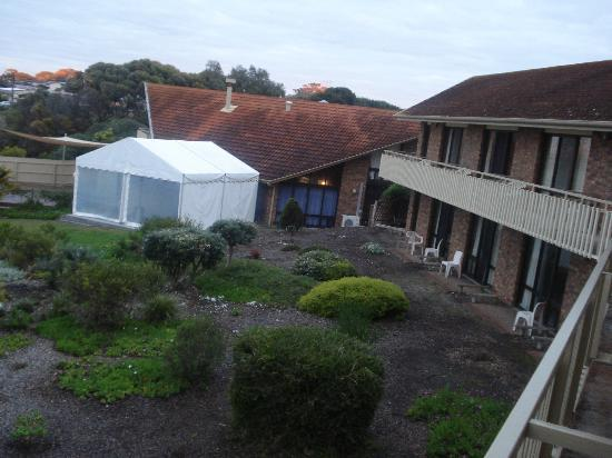 Kangaroo Island Seaside Inn: View from the Balcony