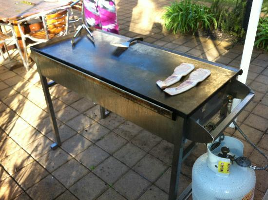 The Sebel Busselton: BBQ