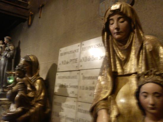 Chapelle Saint Aurelien: saintaurelien2