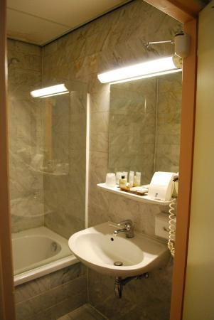 Crown Inn: Bagno
