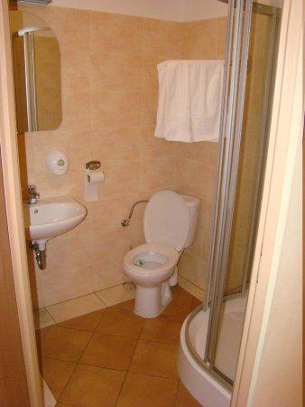 Hotel Abis: Bathroom