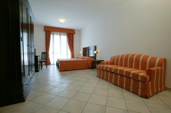 Hotel Antares: Camera Suite