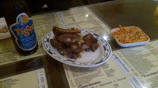 Noodle King: Ribs