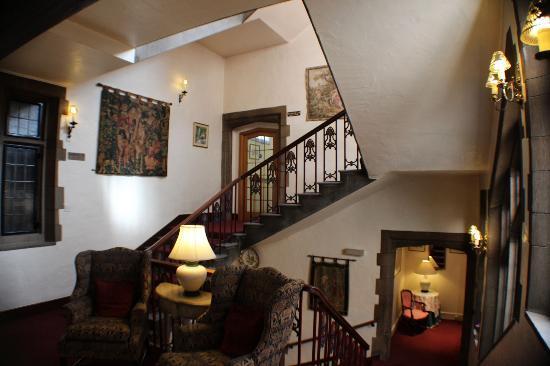 The Castle at Taunton: Reception Area