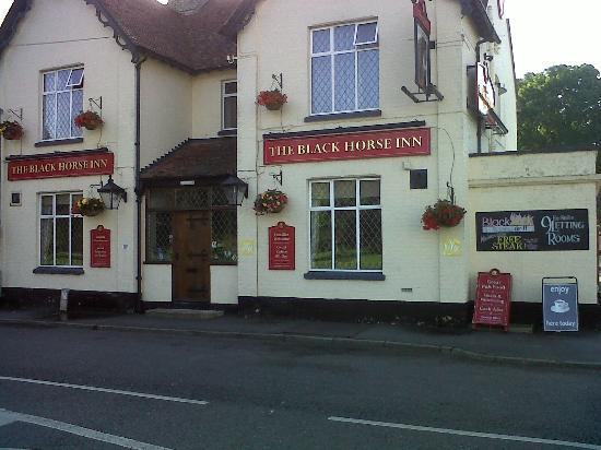 The Black Horse Inn : Black Horse Inn