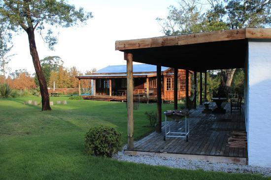 Bella Manga Country House: The forestcabin site