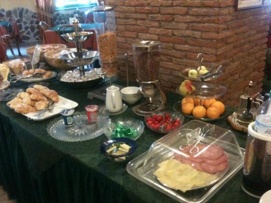 Hotel Degli Amici: la meravigliosa colazione,