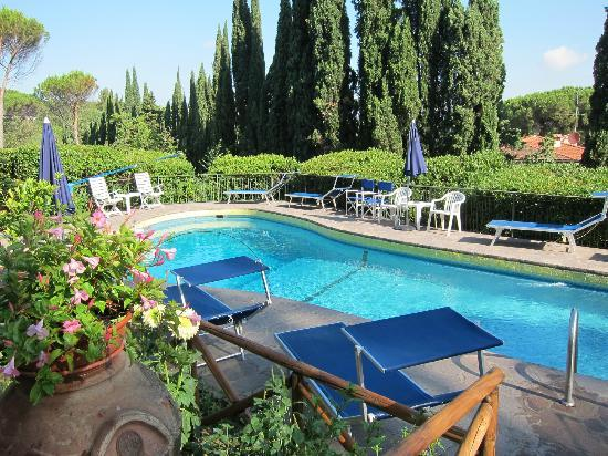 Villa Belvedere - Florence: Piscine Hotel