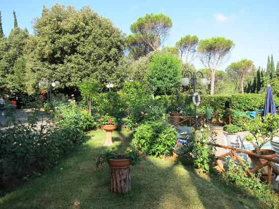 Villa Belvedere - Florence: Jardin Hotel