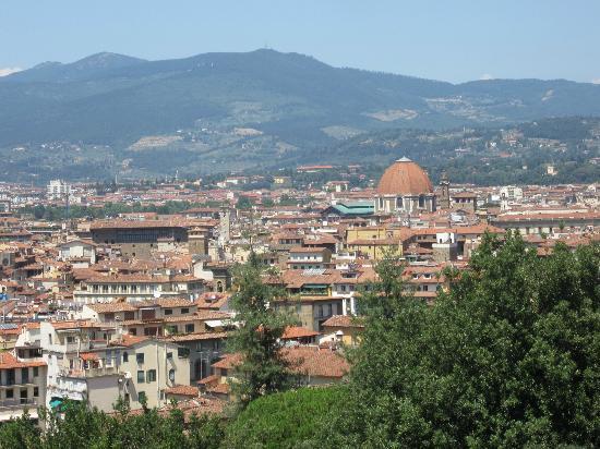 Villa Belvedere - Florence: Vue Florence