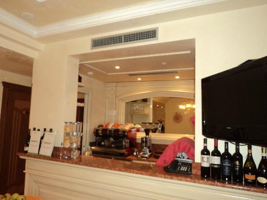 Hotel San Luca: le bar