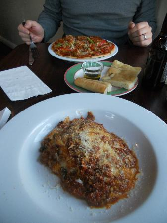 Joe Rombi's La Piccola Casa : Great food