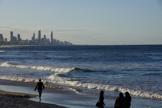Oskars on Burleigh: Wow view from the restaurant
