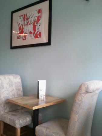 Sideways Cafe Bar Elderslie Street Glasgow West End