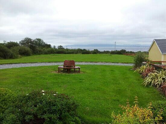 Clunelly House: giardino