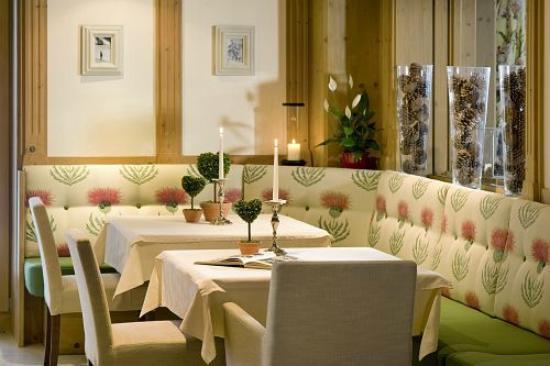 Kitz Garni Boutique Hotel: Frühstücksbereich