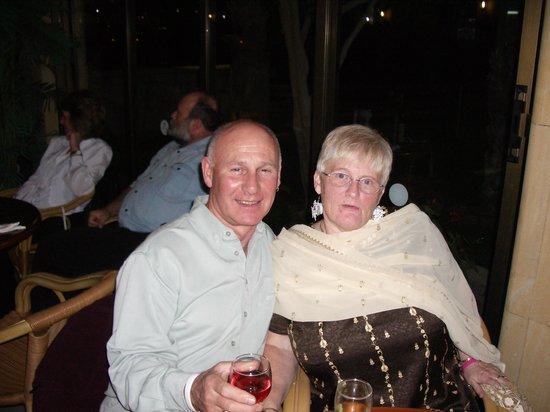 Cafe Treff : Sue & Robert
