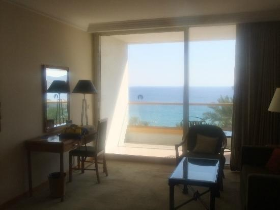 Royal Beach by Isrotel Exclusive Collection: View of balcony from room
