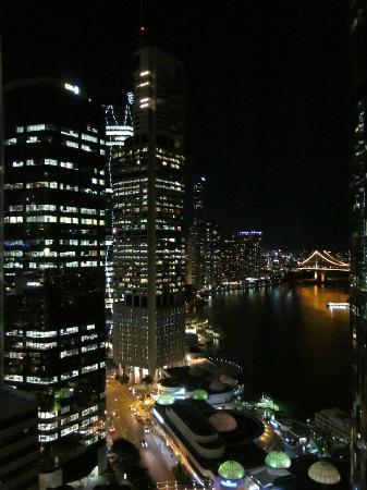 Oaks Felix: View from Balcony (28th Floor)