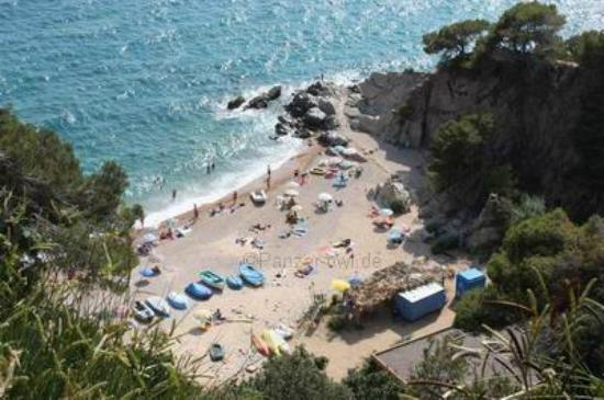 Camping Cala Llevado: Platja ´d Carlos