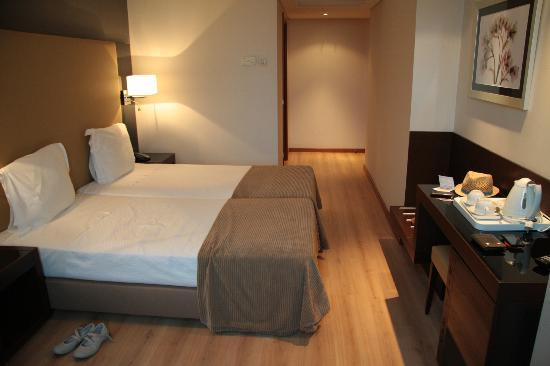 Turim Alameda Hotel: Habitación