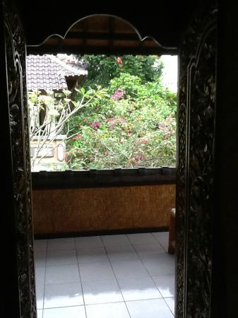 Pondok Permata Homestay: porte d'entrée