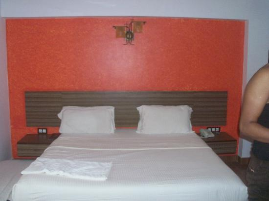 SinQ Beach Resort: Bed