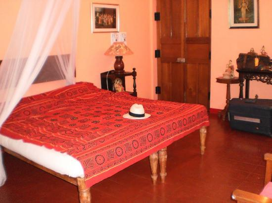 Coloniale Heritage Guesthouse: La chambre