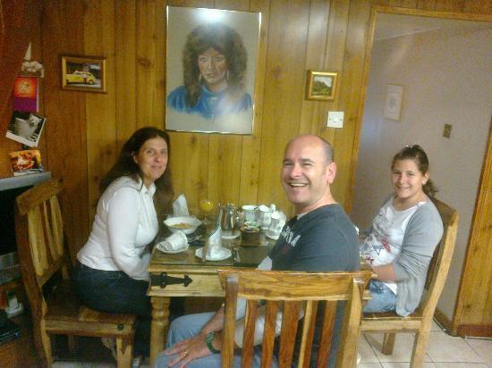 6 Caberfeidh: sala colazione