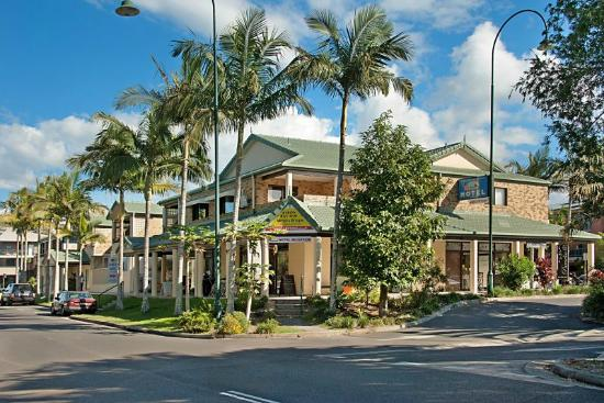 Byron Bay Side Central Motel: Central Location in Byron Bay